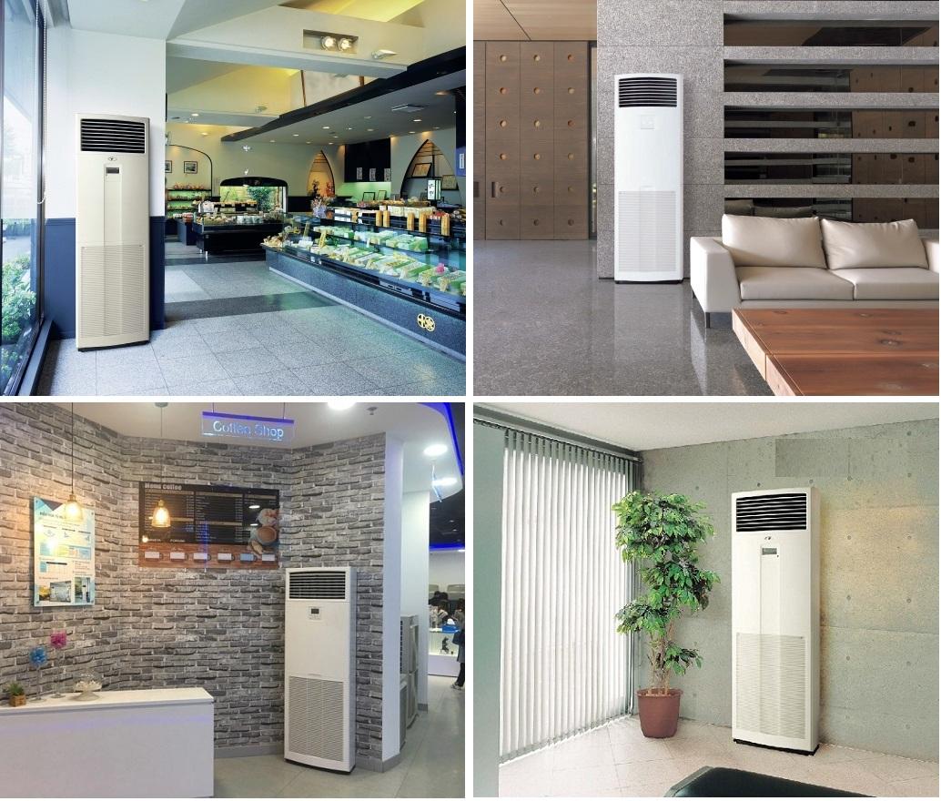 Đại lý phân phối điều hòa tủ đứng Daikin loại đặt sàn 1 chiều – Maylanhanhsao.com