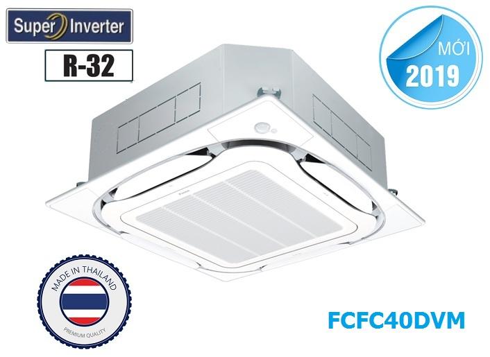 Lắp đặt Máy lạnh Âm trần Daikin công suất 1.5HP(13600btu) Inverter – Phù hợp diện tích 15-25m2