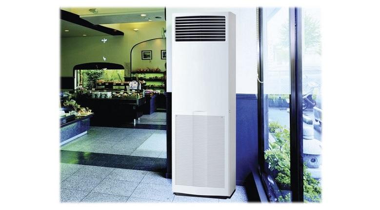 Chuyên lắp đặt điều hòa Daikin SkyAir - Loại tủ đứng FVRN125BXV1V 5.0hp nhập khẩu Malaysia - 269208