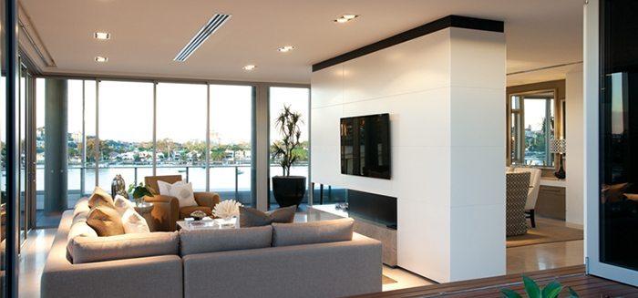 Nhận cung cấp & thiết kế hệ thống máy lạnh giấu trần Daikin cho nhà hàng tiệc cưới Mirvac-lounge2
