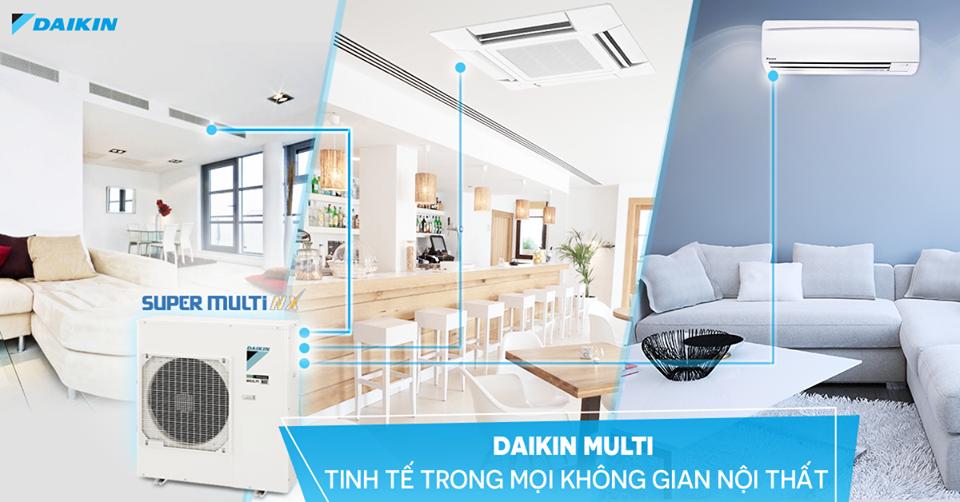Đại lý Daikin Ánh Sao - Chuyên gia giải pháp điều hòa không khí Multi Daikin 0