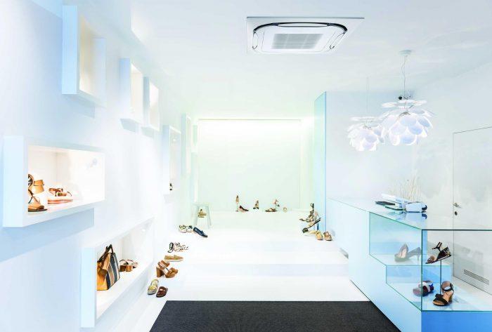 Dịch vụ lắp đặt & thiết kế máy lạnh âm trần Daikin cho nhà hàng,tiệc cưới,khách sạn,hội nghị