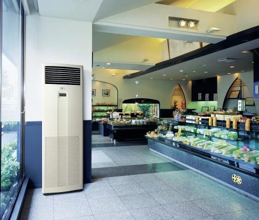 Điều hòa tủ đứng Daikin loại đặt sàn cao cấp – Ánh Sao nhận khảo sát & lắp đặt tại TPHCM