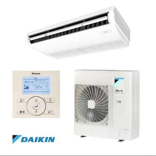 Đơn vị chuyên phân phối & thiết kế lắp đặt máy lạnh áp trần Daikin FHA Inverter - Nhập khẩu Thái Lan