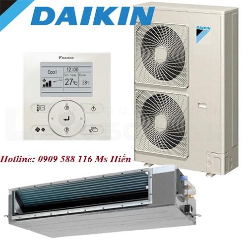Báo giá điều hòa giấu trần Daikin FDMNQ48MV1 5.5 ngựa - 48000btu