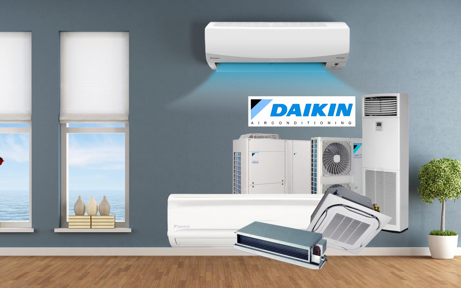 Chuyên lắp đặt điều hòa Daikin SkyAir - Loại tủ đứng FVRN125BXV1V 5.0hp nhập khẩu Malaysia - 269207