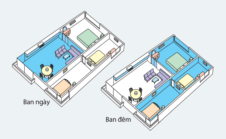 Điện lạnh Ánh Sao - Chuyên nhận cung cấp & thi công máy lạnh Multi Daikin cho căn hộ chung cư - 265811
