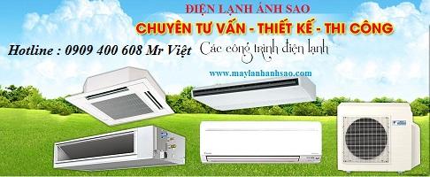 Tư vấn lắp đặt máy lạnh giấu trần Mutli Daikin – Ánh Sao phân phối máy lạnh giá sỉ