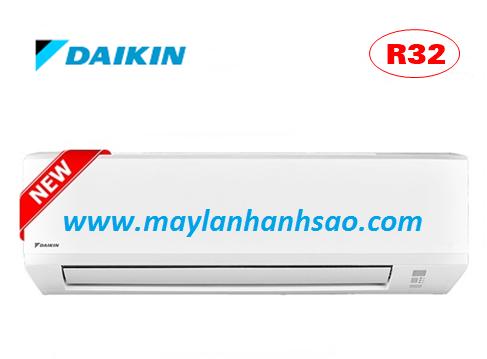 Phân phối & lắp đặt máy lạnh treo tường Daikin FTC25NVMV 1HP