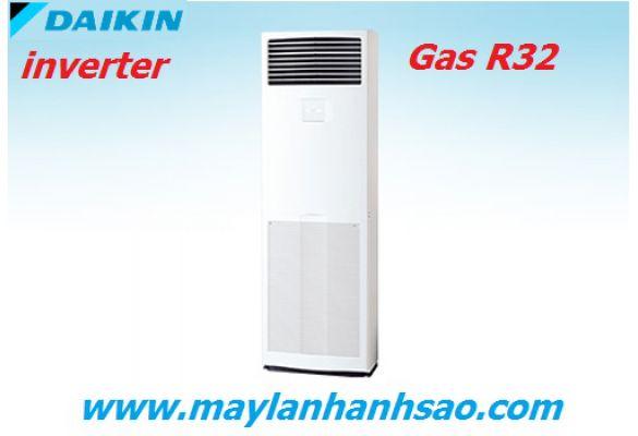 Điều hòa Daikin SkyAir loại tủ đứng cao cấp FVA100AMVM 4.0hp Inverter Gas R32 – Điện 1 pha
