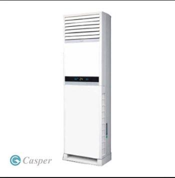 Nhà thầu các công trình điện lạnh - Lắp đặt máy lạnh tủ đứng CASPER giá rẻ chuyên nghiệp